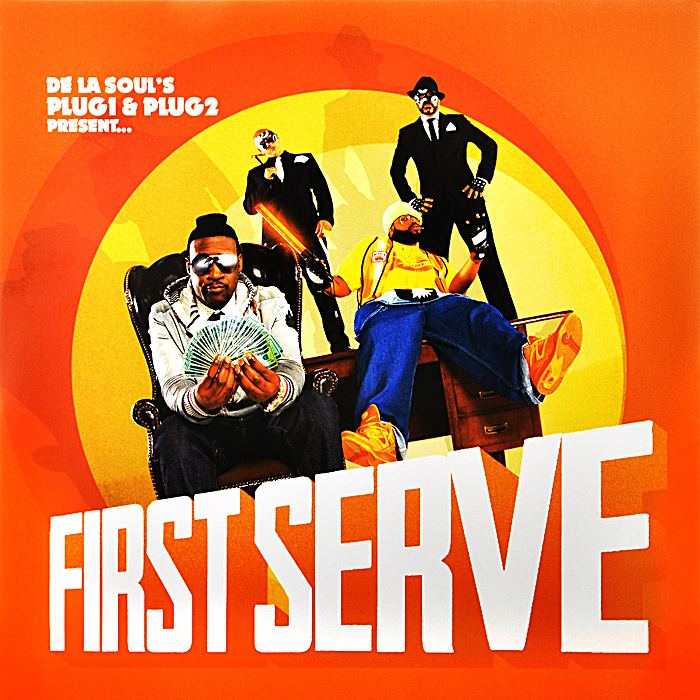 De La Soul De La Soul's Plug 1 & Plug 2 Present… First Serve (2 LP)