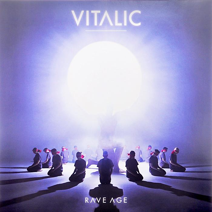 Vitalic. Rave Age (2 LP)