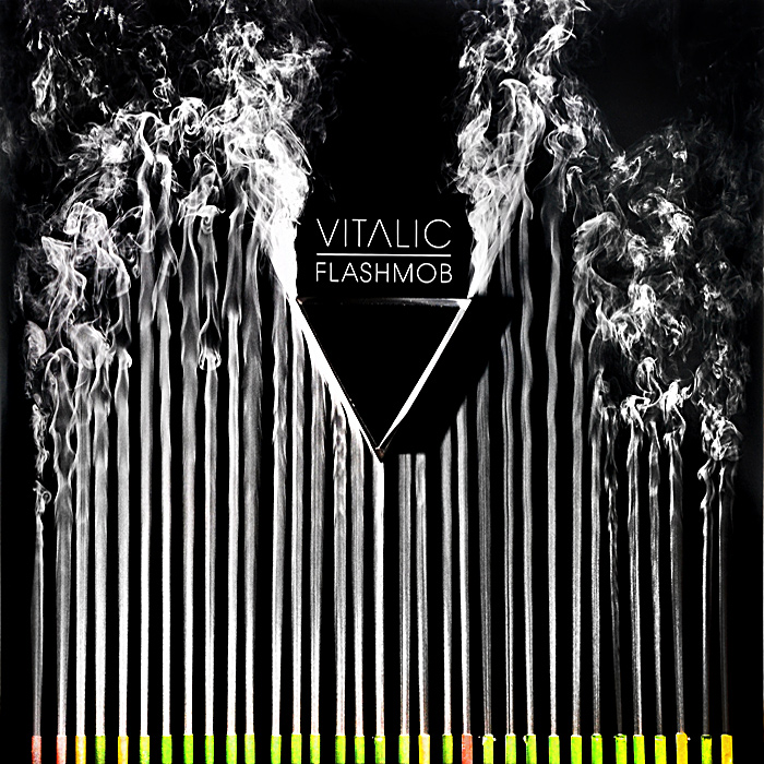 Vitalic. Flashmob (2 LP)