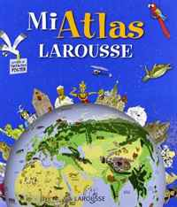 Mi Atlas Larousse (Spanish Edition) los cerezos negros spanish edition