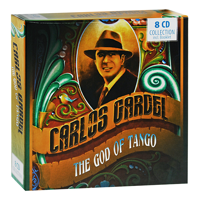 Carlos Gardel. God Of Tango (8 CD)