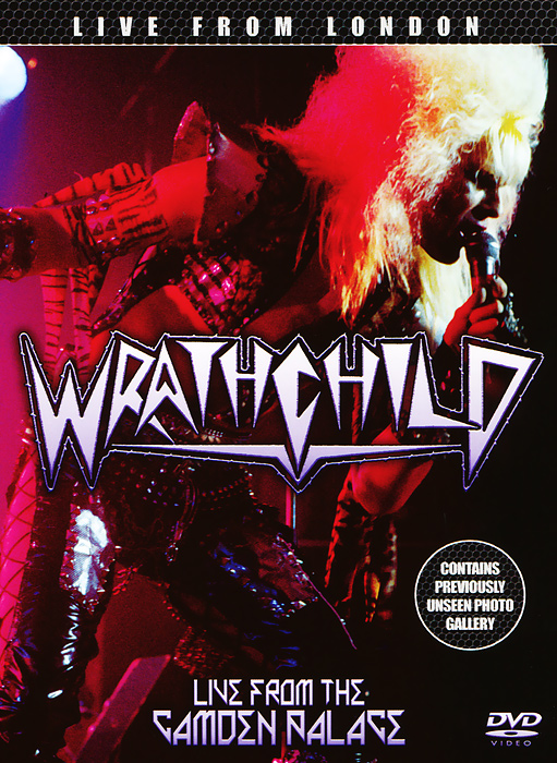 Wrathchild: Live From The Camden Palace managing the store