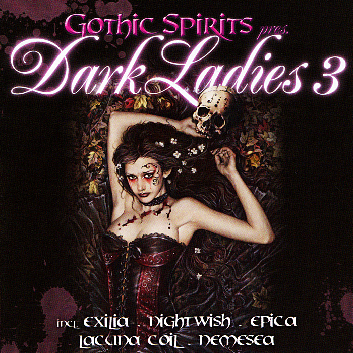 Gothic Spirits Pres. Dark Ladies 3