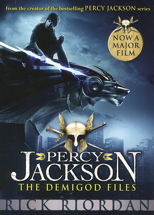 Percy Jackson: The Demigod Files classified saskatoon
