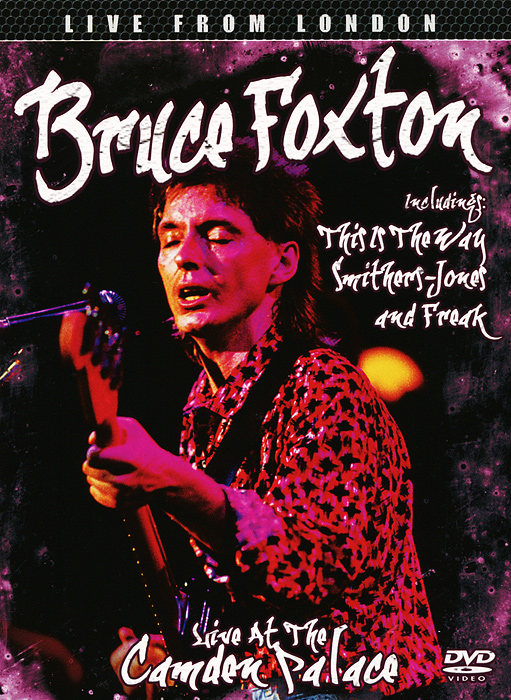 Bruce Foxton: Live At The Camden Palace duncan bruce the dream cafe
