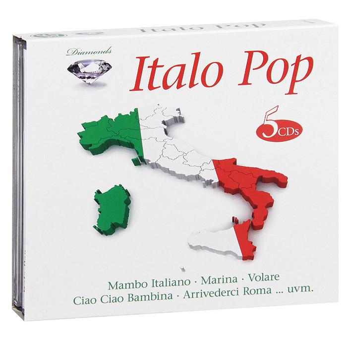 Diamonds. Italo Pop (5 CD)