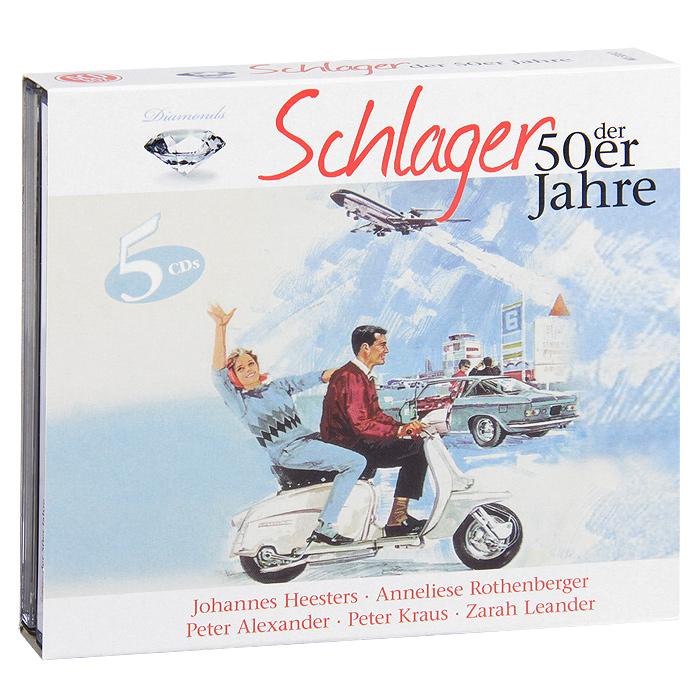 Diamonds. Schlager Der 50er Jahre (5 CD)