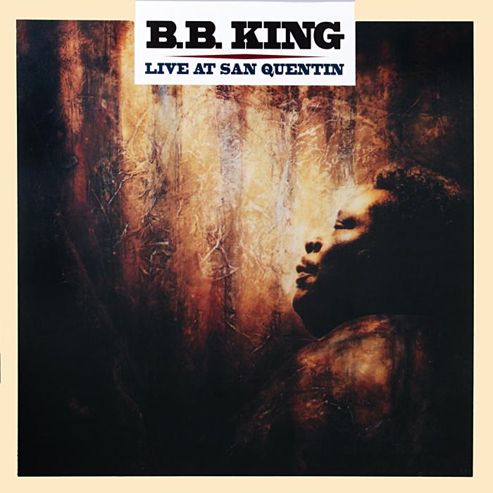 Би Би Кинг B.B. King. Live At San Quentin (LP) signed b b king autographed 1978 midnight believer lp album jsa loa x66401