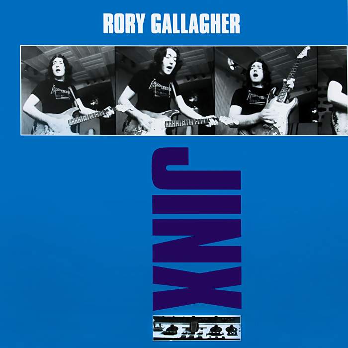 Рори Галлахер Rory Gallagher. Jinx (LP) print bar jinx