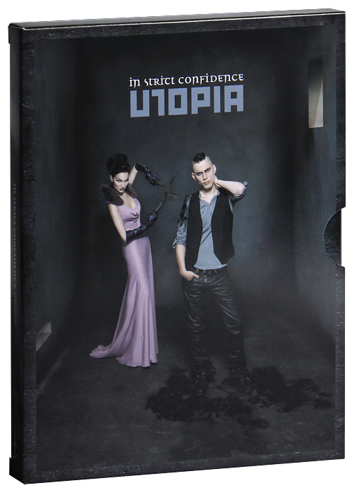 In Strict Confidence. Utopia (2 CD)