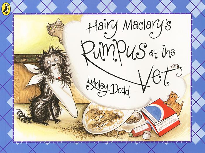 Hairy Maclary's Rumpus at the Vet hairy maclary s rumpus at the vet