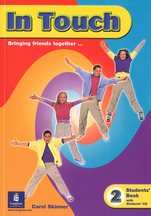 In Touch: Students' Book 2 (+ CD-ROM) jojo 2 students book cd