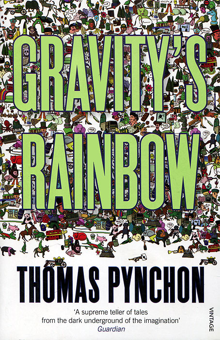Gravity's Rainbow norman god that limps – science and technology i n the eighties