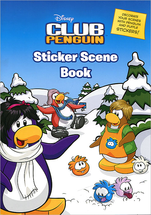 Sticker Scene Book penguin book of american verse