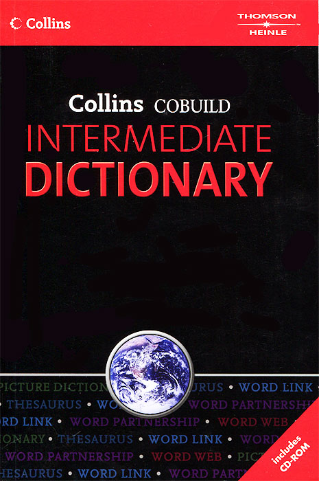 Intermediate Dictionary (+ CD-ROM) cambridge learners dictionary english russian paperback with cd rom