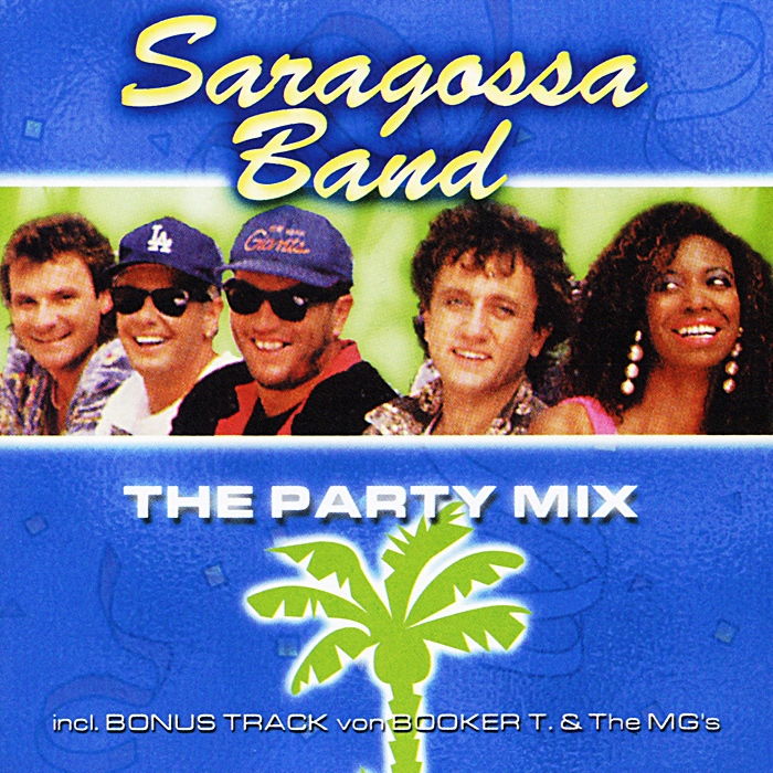 Saragossa Band. Party Mix Mit