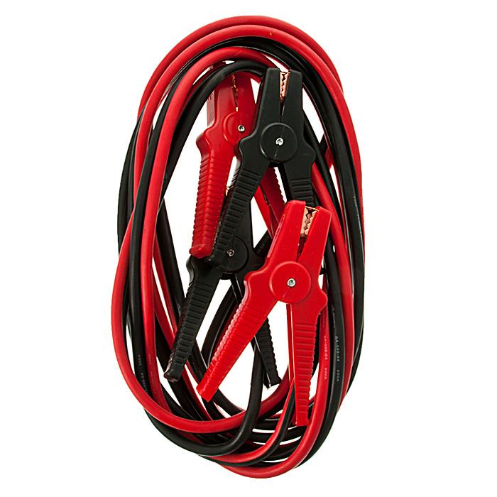 Провода прикуривателя Airline SA-500-04 500 АSA-500-04Провода вспомогательного запуска Airline SA-500-04 500 А предназначены для запуска легковых автомобилей. Данная модель имеет ряд преимуществ, увеличенные зажимы с широким углом захвата позволяют с легкостью крепить провода на любой тип клемм аккумулятора. Провод и зажимы полностью заизолированы с «нерабочей» стороны, что исключает риск случайного замыкания контактов и вывода из строя электронной системы автомобиля.Длина: 5 м.