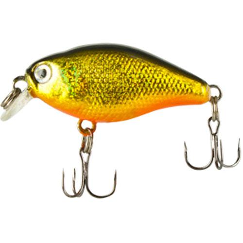 Воблер Trout Pro Minor Crank 50F, длина 5 см, вес 5 г. 3570535705Воблер Trout Pro Minor Crank 50F - маленький и быстрый микровоблер, предназначенный для ловли различных видов рыб (голавля, язя и окуня). Приманку так же удобно сплавлять по течению и облавливать мелководье. Характеристики:Длина: 5 см. Вес: 5 г. Цвет тела: 089. Глубина: 0,5-1,5 м. Плавучесть: плавающий. Материал: металл, пластик. Размер упаковки: 3,5 см х 9 см х 2 см. Производитель: Китай. Артикул: 35705.