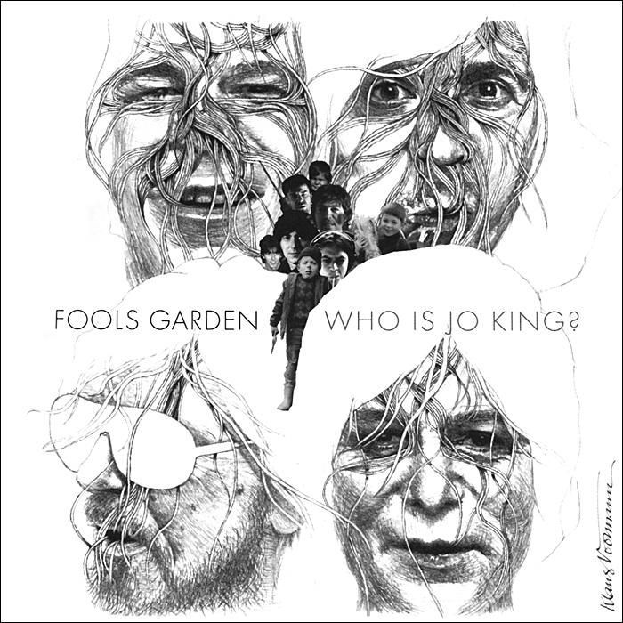 Fools Garden. Who Is Jo King?