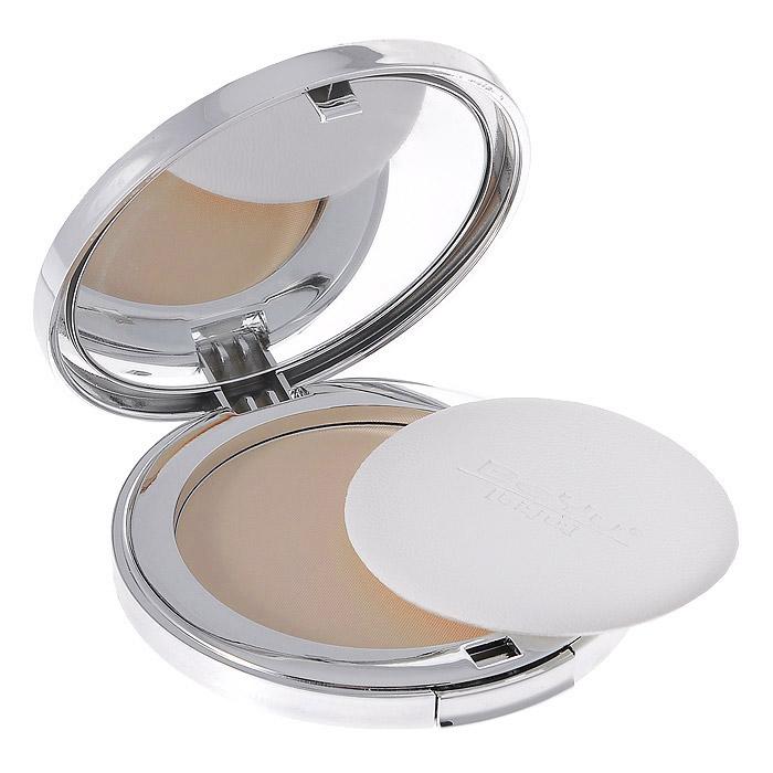 BeYu Пудра компактная Catwalk, тон №4, 9 гA8195500Компактная пудра Catwalk с комплексом увлажняющих компонентов фиксирует макияж и поддерживает его идеальный вид в течение всего дня. Натуральные оттенки пудры прекрасно адаптируются к цвету лица и совершенно незаметны на коже. Прекрасно матирует кожу, содержит антибактериальные и увлажняющие компоненты. Удобная упаковка с большим зеркалом и спонжем надолго поселится в вашей косметичке.Пудру BeYu можно применять в качестве антисептика в момент периодических высыпаний на лице. Характеристики: Вес: 9 г. Тон: №4. Производитель: Германия. Артикул: 38264. Товар сертифицирован.