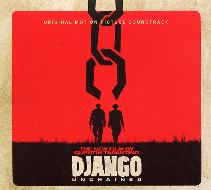 Саундтрек к новому киношедевру Квентино Тарантино в создании которого принял участие сам Эннио Морриконе а также исполнители главных ролей в фильме - Леонардо Дикаприо и Самюэл Л.Джексон