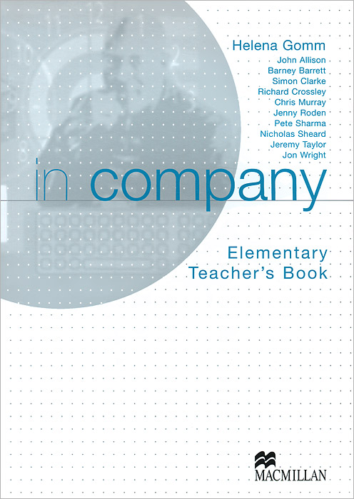 In Company: Elementary: Teacher's Book