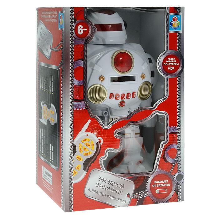 """Игрушка-робот """"Звездный защитник"""", 32 см, 1TOY"""