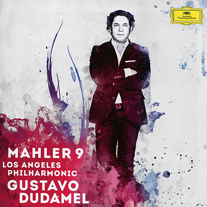 Густаво Дудамель,The Los Angeles Philharmonic Gustavo Dudamel, Los Angeles Philharmonic. Gustav Mahler. Symphony No. 9 (2 CD) los angeles azules velaria feria de durango