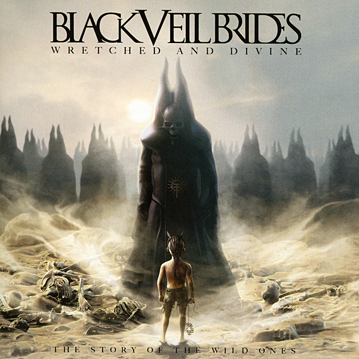 Black Veil Brides Black Veil Brides. Wretched And Divine