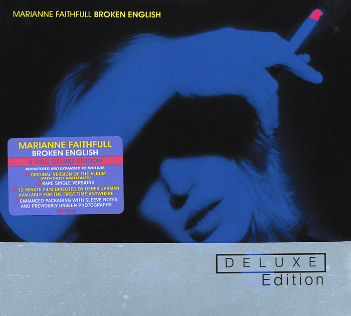 Мэриэнн Фэйтфулл Marianne Faithfull. Broken English. Deluxe Edition (2 CD) marianne suurmaa minu saksamaa
