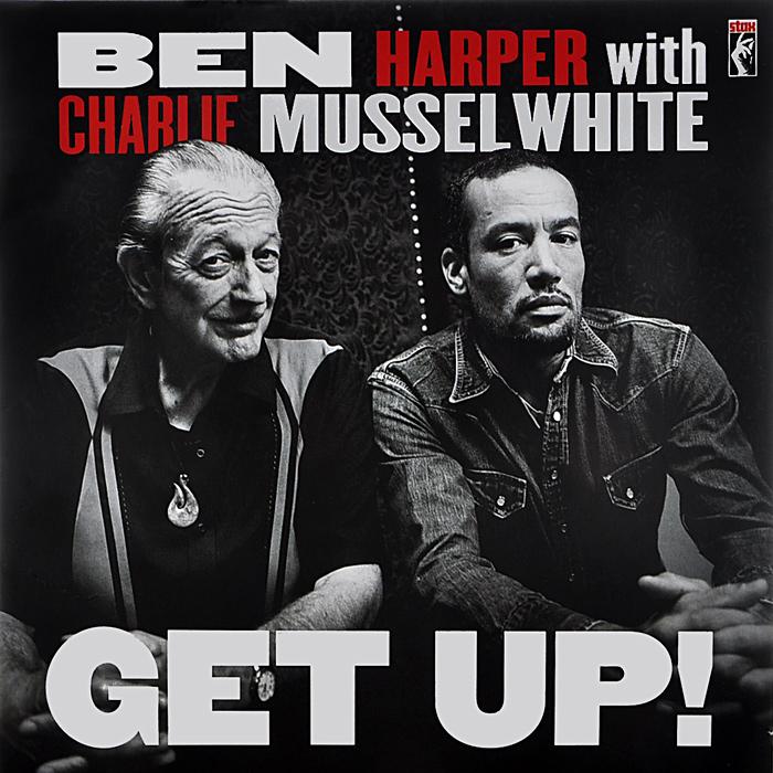 все цены на Бен Харпер,Чарли Масселуайт Ben Harper With Charlie Musselwhite. Get Up! (LP)