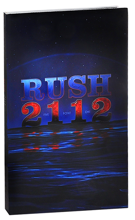 Rush Rush. 2112. Deluxe Edition (CD + Blu-ray) rush beyond the lighted stage blu ray