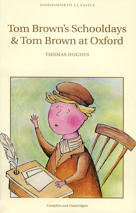Tom Brown's Schooldays and Tom Brown at Oxford waugh in abyssinia