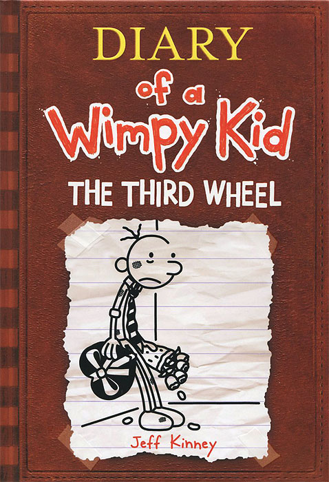 Diary of a Wimpy Kid: The Third Wheel first love and the diary of a superfluous man