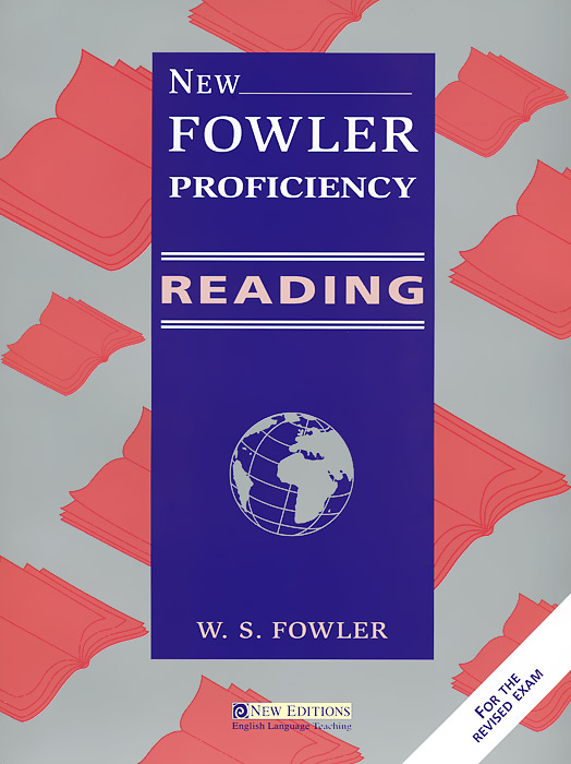 New Fowler Proficiency Reading adam fowler nosql for dummies