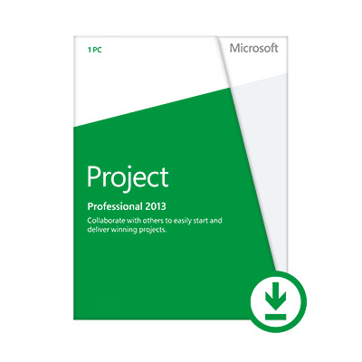 Microsoft Project Professional 2013. Английская версия, Microsoft Corporation