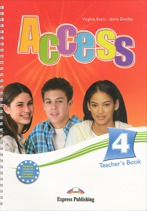 Virginia Evans, Jenny Doolеy Access 4: Teacher's Book english adventure level 4 pipil s book