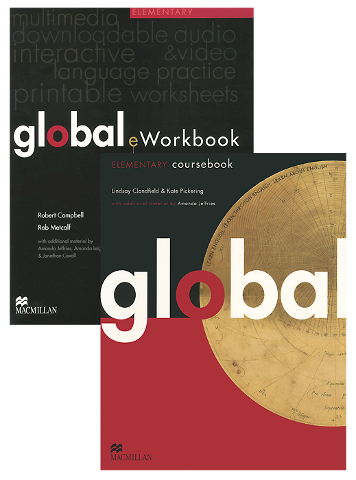 Global Elementary Coursebook with eWorkbook Pack global elementary teacher's book resource cd pack
