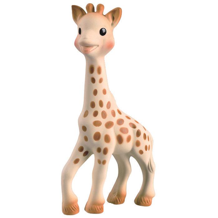 Игрушка-пищалка Vulli Жираф Софи babyono игрушка пищалка жираф