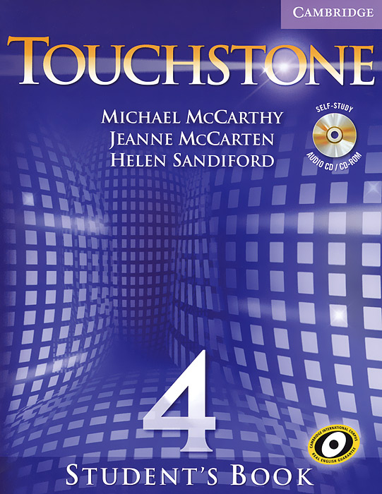 Touchstone Student's Book 4 (+ CD-ROM) azimuth azimuth the touchstone depart 3 сd