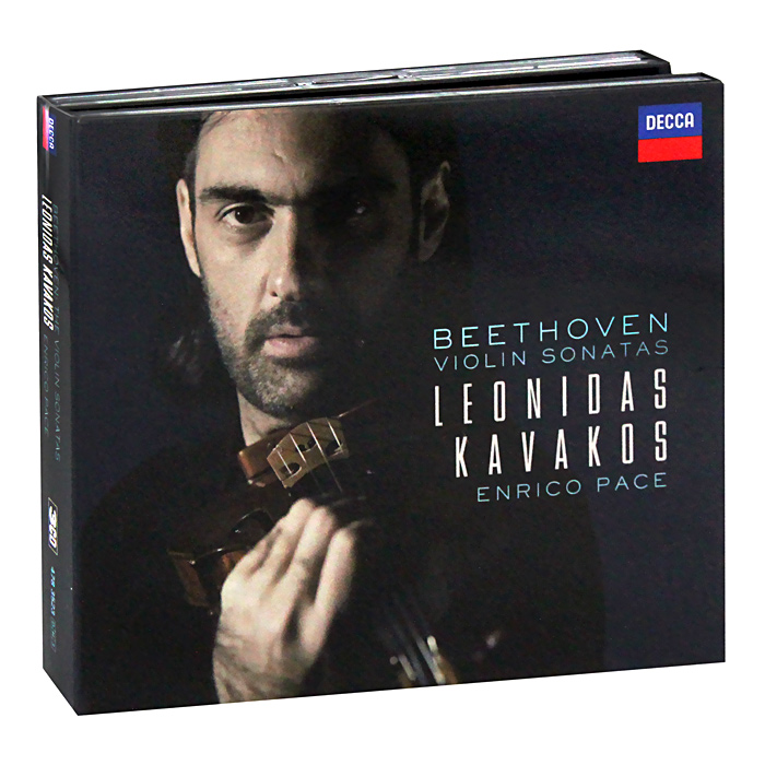 Леонидас Кавакос,Энрико Пейс Leonidas Kavakos, Enrico Pace. Beethoven. The Violin Sonatas (3 CD) mabel wagnalls stars of the opera