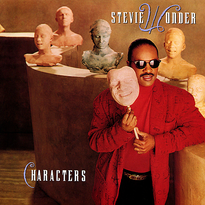 Стиви Уандер Stevie Wonder. Characters стиви уандер stevie wonder the definitive collection