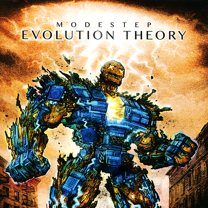 Modestep. Evolution Theory