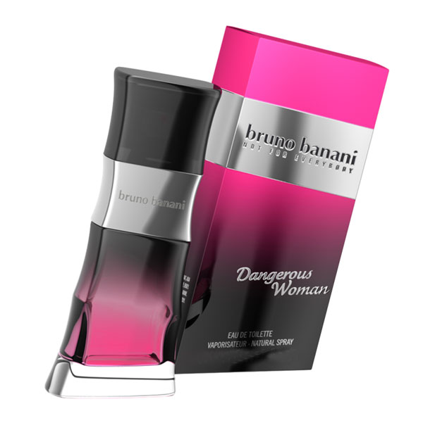 Bruno Banani Туалетная вода Dangerous Woman, 40 мл bruno banani made for woman w edt spr 40 мл