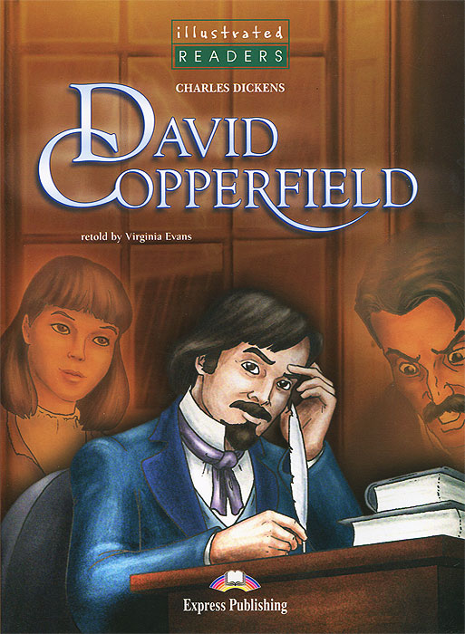Charles Dickens David Copperfield трикотаж 15 david charles boys