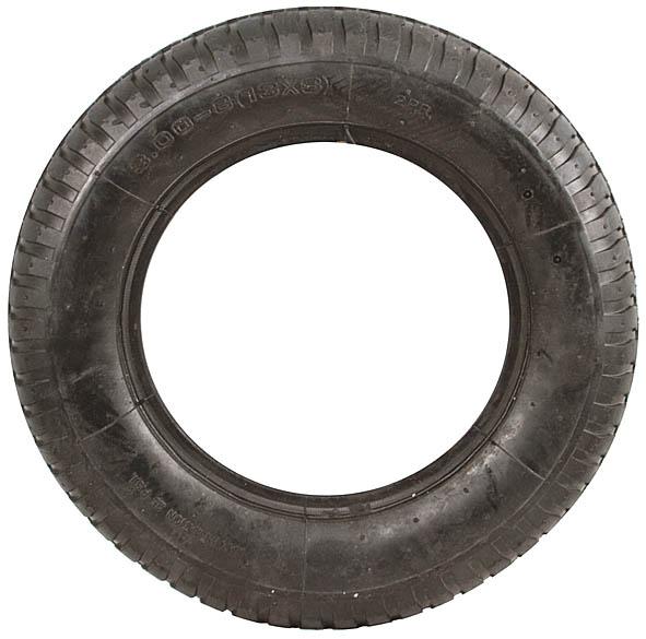 Шина запасная для колеса Fit, 3.00-8 (13 x 3)77569Шина запасная для колеса Fit является запасным элементом для тачки. Диаметр надувного колеса 13 x 3. Рабочее давление 2 атм (бар). Максимальное давление 3,2 атм (бар). Характеристики: Материал: резина. Размеры шины: 13 x 3. Размеры упаковки: 36 см х 36 см х 5 см.