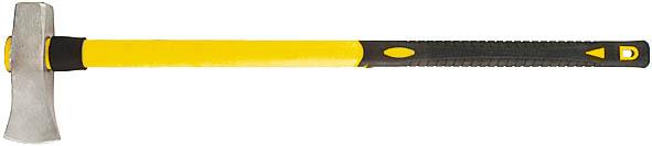 Топор-колун FIT, с фиберглассовой ручкой, 2700 гр