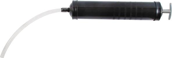 Шприц автомобильный FIT, 500 мл64947Шприц автомобильный FIT предназначен для нанесения смазочных материалов густой консистенции в подшипники и другие труднодоступные места. Характеристики: Материал: нержавеющая сталь. Объем шприца: 500 мл. Размер шприца: 34 см х 5,5 см х 5,5 см. Размер упаковки:34 см х 8 см х 6,5 см.