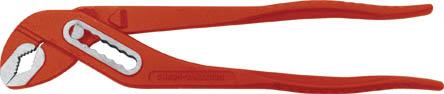 Клещи переставные FIT, 250 мм. 7064270642Переставные клещи FIT используются для демонтажа сантехнических труб. Захватные губки имеют специальные зубцы, которые уменьшают скольжение и обеспечивают надежный захват детали. Прочная стальная конструкция обеспечивает долгий срок службы инструмента. Характеристики: Материал: сталь. Размеры клещей: 25 см х 5,5 см х 1 см. Размер упаковки: 31 см х 9,5 см х 1,5 см.