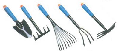 Набор садово-огородный FIT, 5 предметов форма для 6 маффинов 29 4х21х3 5 см nadoba rada 761016